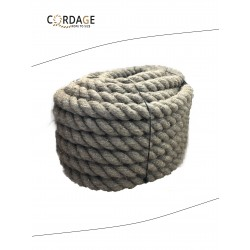 HEMP ROPE  ∅36mm / 50m (fi36/50)